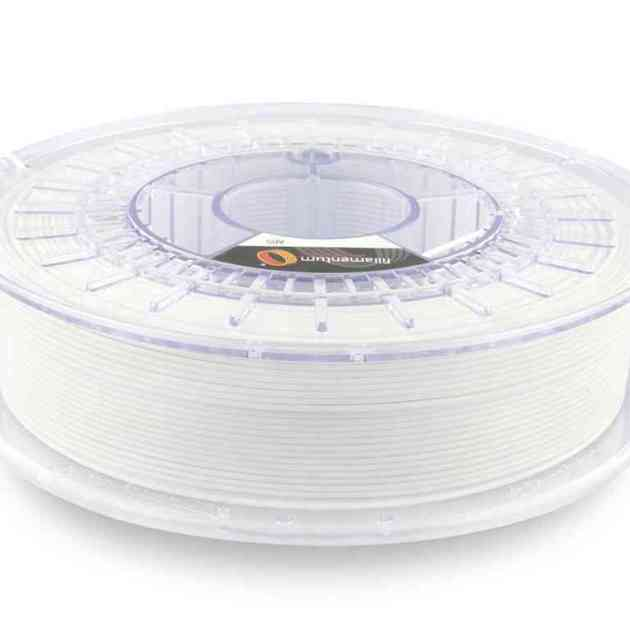 Fillamentum ABS Extrafill Traffic White 1.75mm 750g