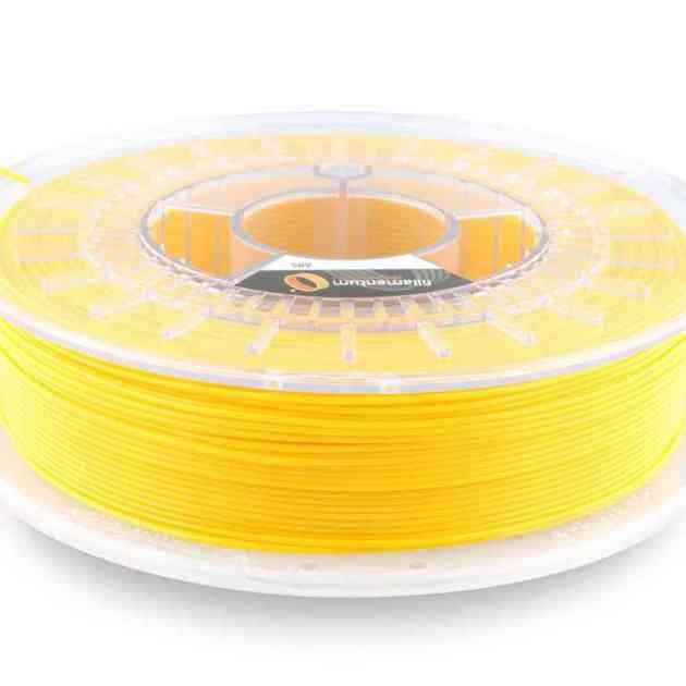 Fillamentum ABS Extrafill Traffic Yellow 1.75mm 750g