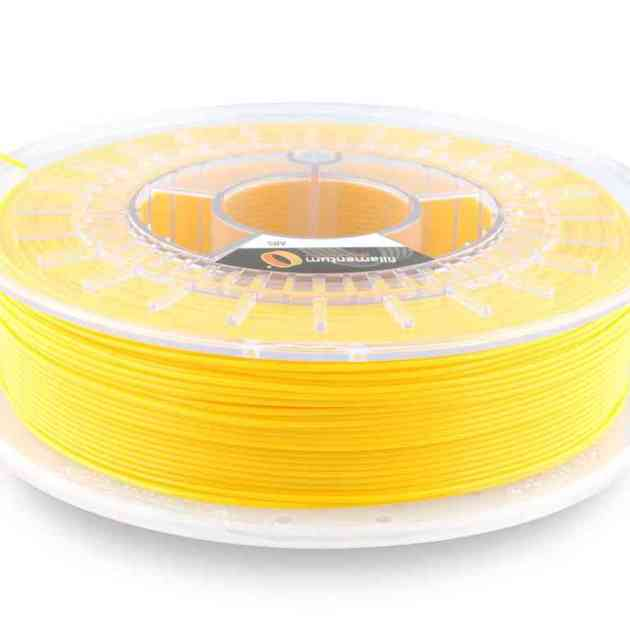 Fillamentum ABS Extrafill Traffic Yellow 2.85mm 750g