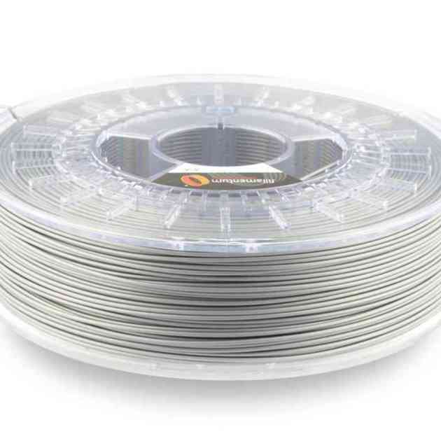Fillamentum ASA Extrafill Metallic Grey 1.75mm 750g