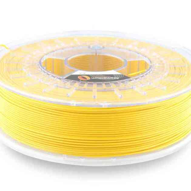 Fillamentum ASA Extrafill Traffic Yellow 1.75mm 750g