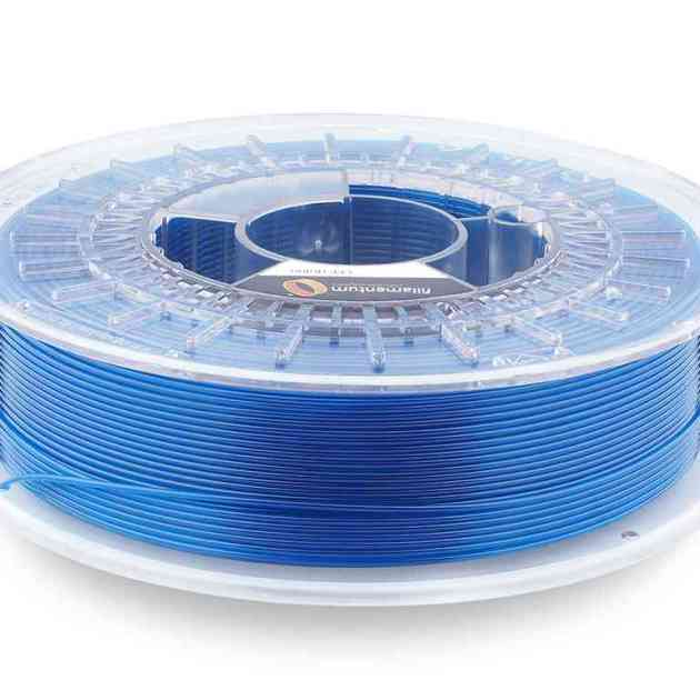 Fillamentum CPE HG100 Deep Sea Transparent 2.85mm 750g