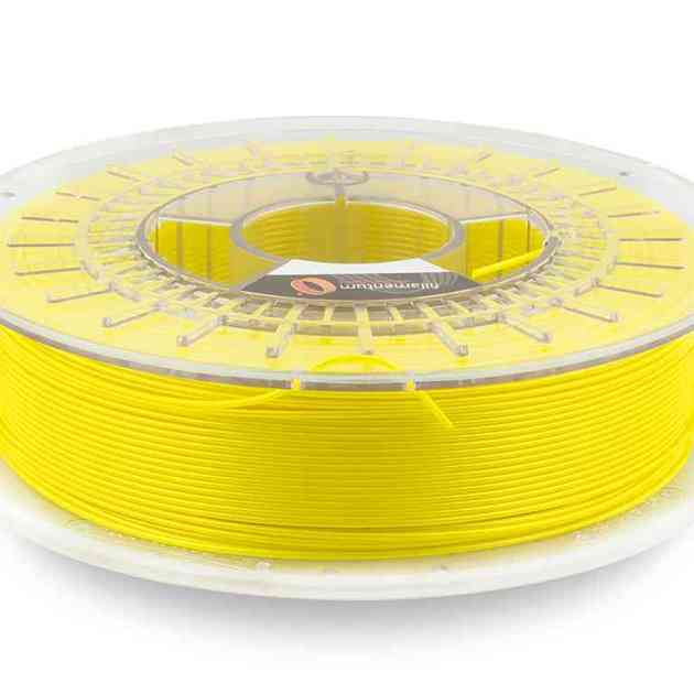 Fillamentum CPE HG100 Flash Yellow Metallic 2.85mm 750g