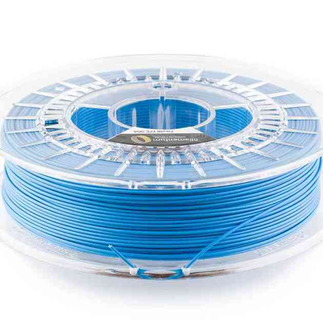 Fillamentum TPE 90A Flexfill Sky Blue 2.85mm 500g