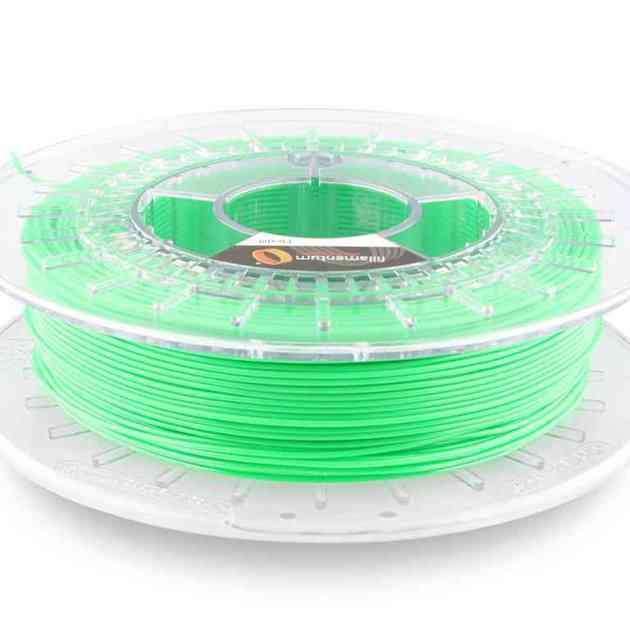 Fillamentum TPU 92A Flexfill Luminous Green 2.85mm 500g