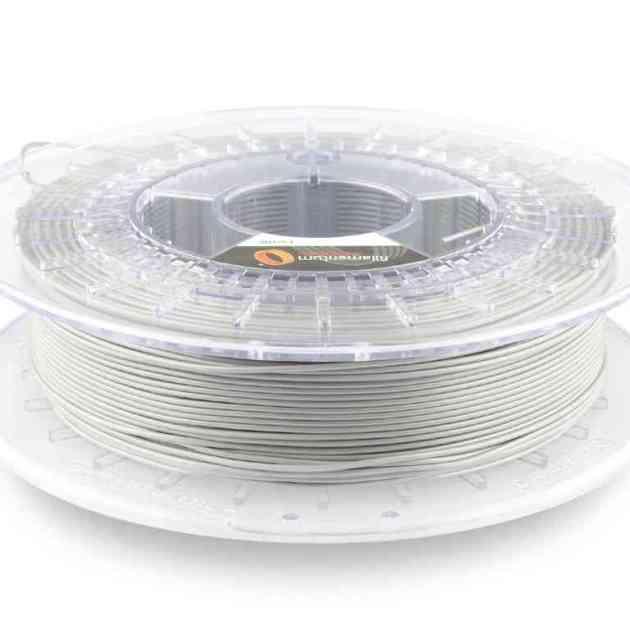 Fillamentum TPU 98A Flexfill Metallic Grey 1.75mm 500g