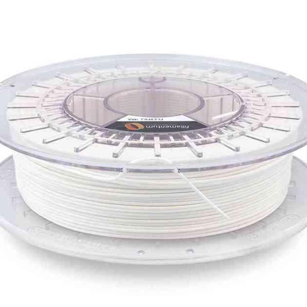 Fillamentum TPU 98A Flexfill Traffic White 1.75mm 500g
