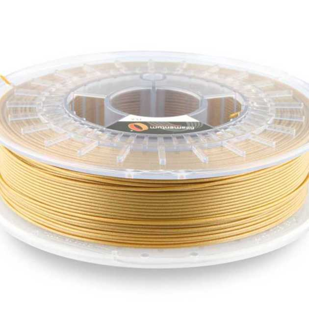 Fillamentum PLA Extrafill Gold Happens 1.75mm 750g