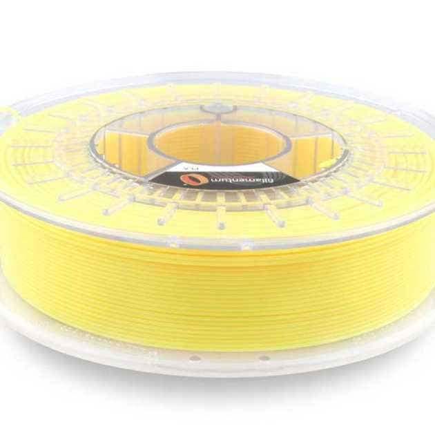 Fillamentum PLA Extrafill Luminous Yellow 1.75mm 750g