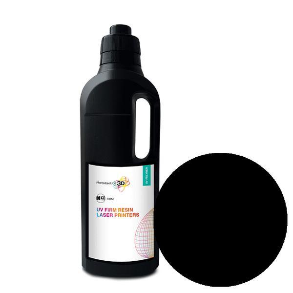 UV LASER Firm Resin SLA BLACK 1000ml - Photocentric3D