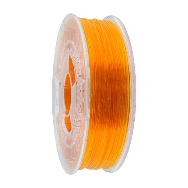 PrimaSelect PETG filament Transparent Yellow 2.85mm 750g
