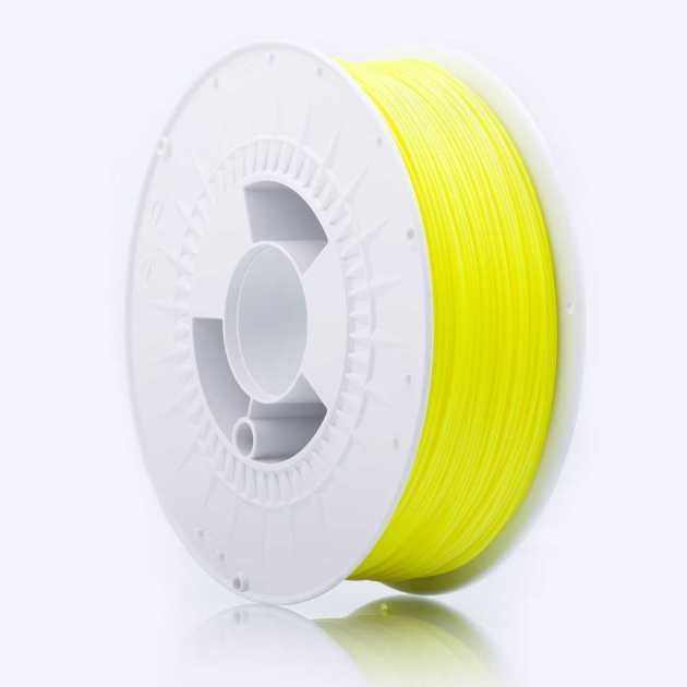 Ecoline PLA filament Neon Yellow 1000g 1.75mm