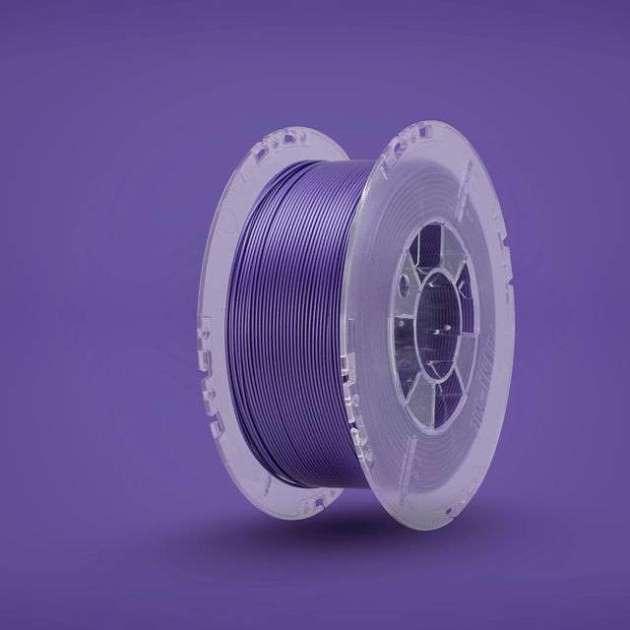 E-HT PLA filament Amethyst 1.75mm 850g