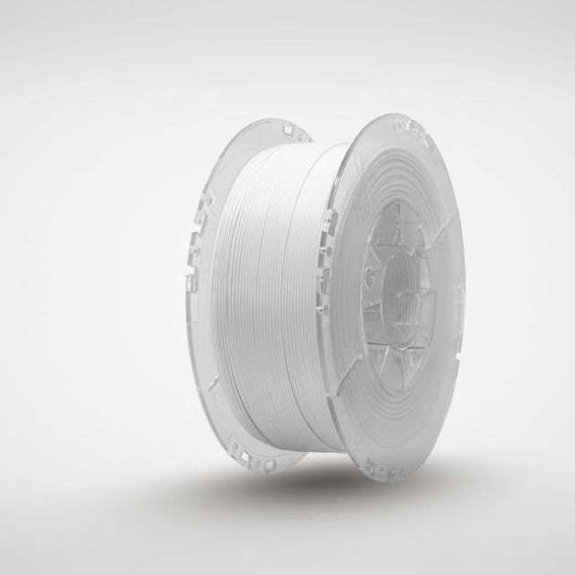 E-HT PLA filament Polar White 1.75mm 850g
