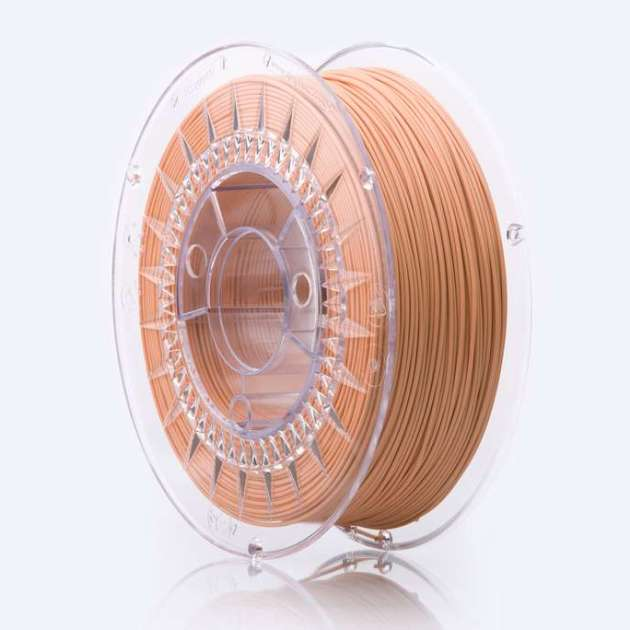Satin Matt PLA filament Skin 1.75mm 850g