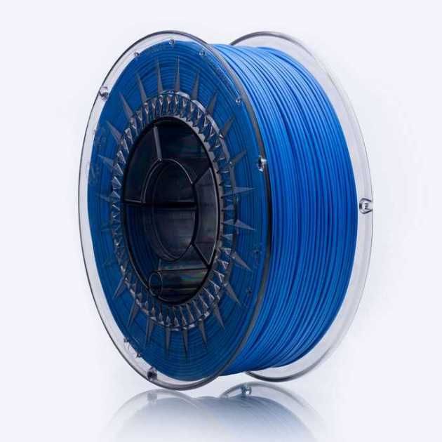 Smooth ABS filament Dark Blue 1.75mm 850g