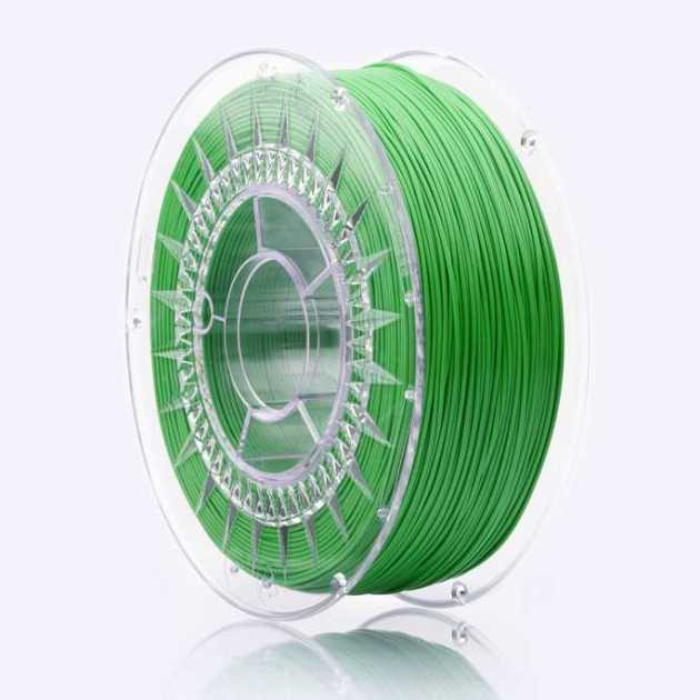 Smooth ABS filament Fresh Grass 1.75mm 850g