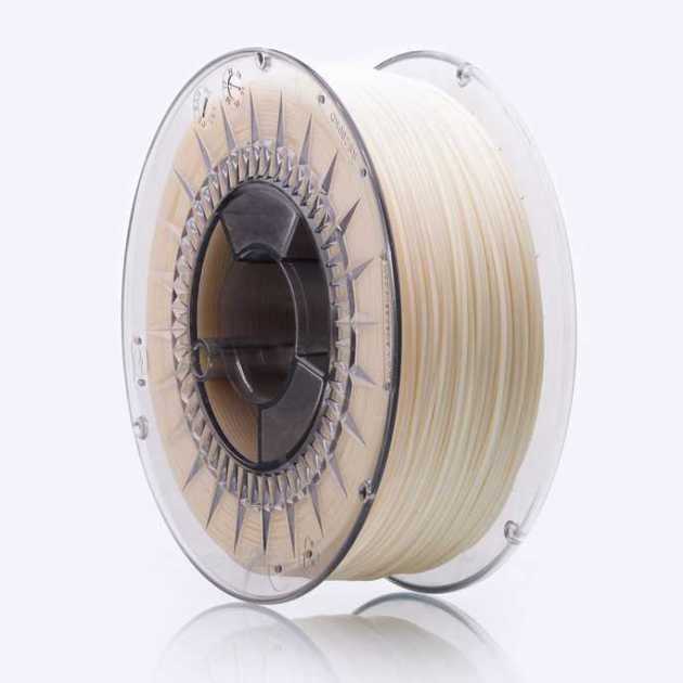 Smooth ABS filament Ivory 1.75mm 850g