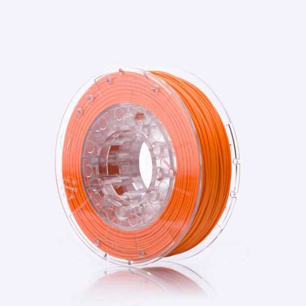 Smooth ABS filament Tuscan Orange 1.75mm 200g