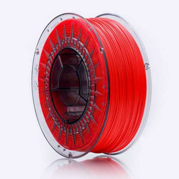 Swift PETG filament Neon Red 1.75mm 1000g