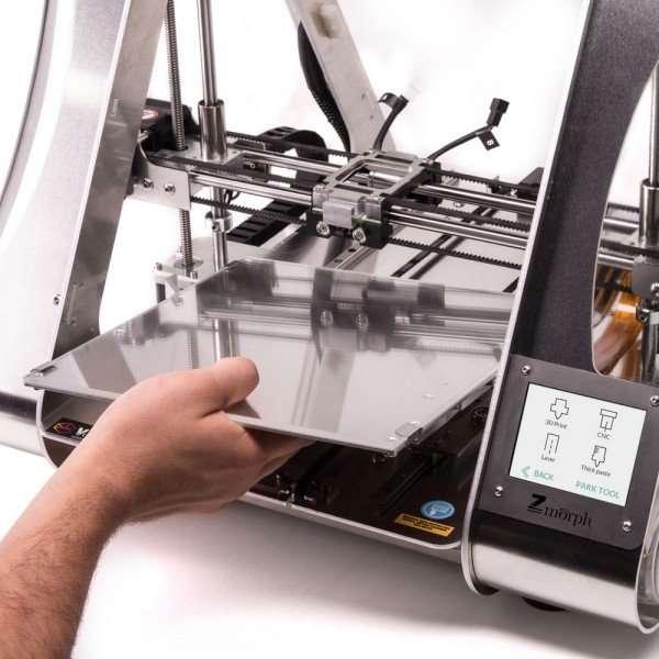 ZMorph VX Multitool Osnova - 3D tiskalnik