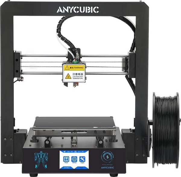 Anycubic Mega S - 3D tiskalnik
