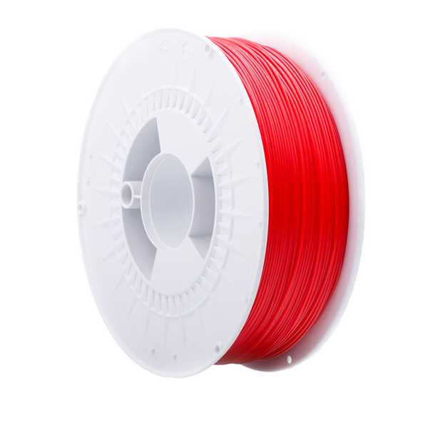 3Dshark PLA filament Neon Red 1000g 1.75mm