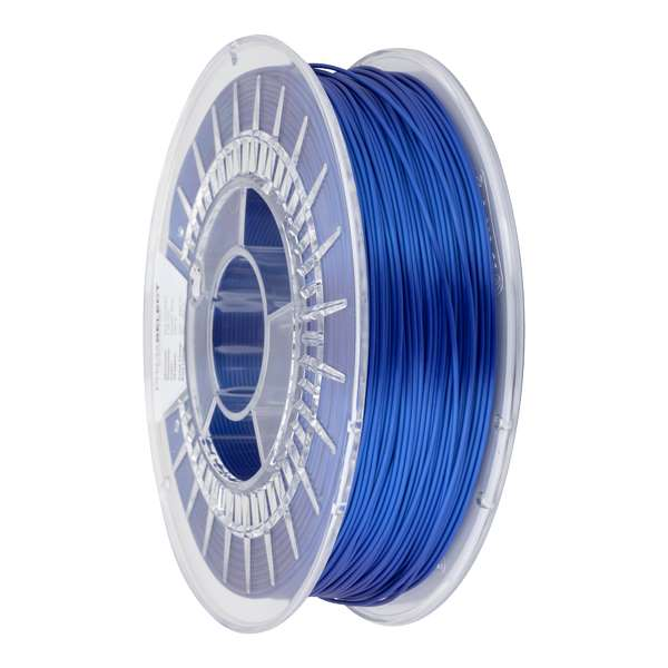 Glossy PLA filament Ocean Blue 1.75mm 750g - PrimaSelect