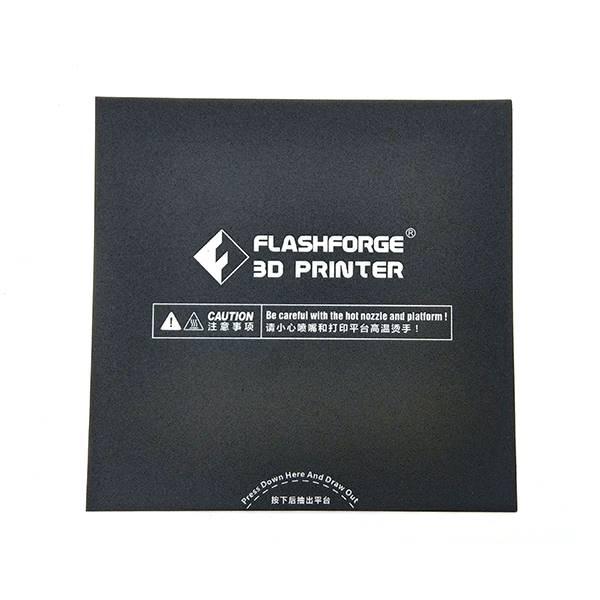 Flashforge Adventurer 3 - Samolepilna podloga za tiskanje