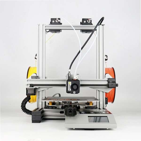 Wanhao Duplicator D12/230 - Dual Extruder - 3D tiskalnik