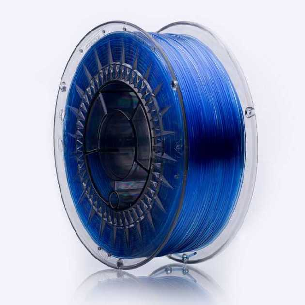 3Dshark PETG filament Blue Lagoon 1000g 1.75mm