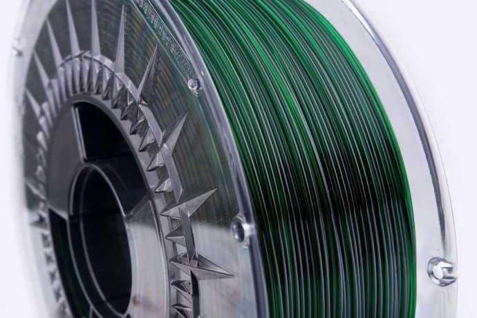 3Dshark PETG filament Green Bottle 1000g 1.75mm