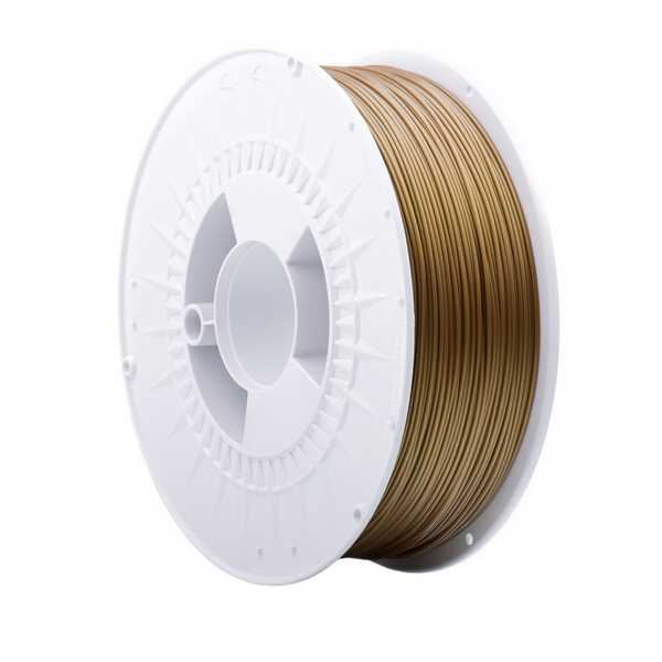 3Dshark PLA filament Gold 1000g 1.75mm