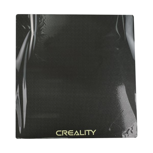 CREALITY CR-6 SE - Carbon glass plate 245x255x4mm
