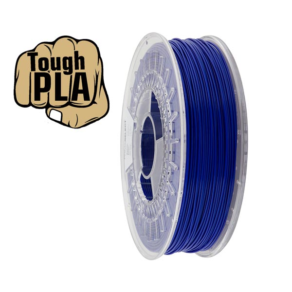 Tough PLA filament Blue 1.75mm 750g
