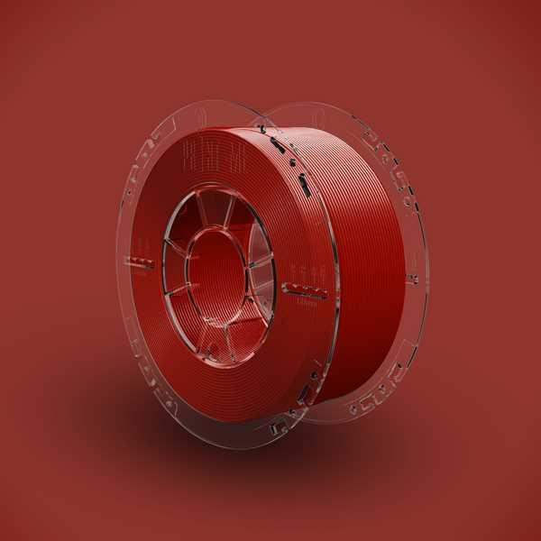 3Dshark PETG filament Rubin Red 1000g 1.75mm