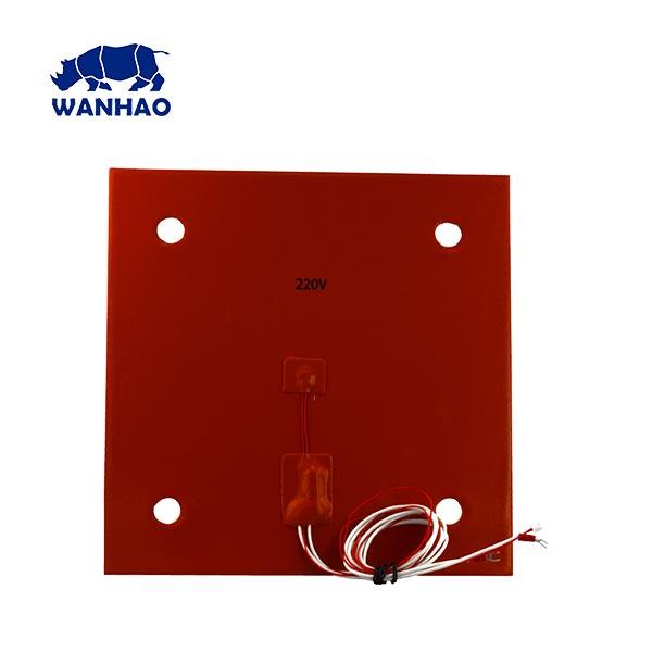 Wanhao D12 Silica Gel heater 290 x 290 mm