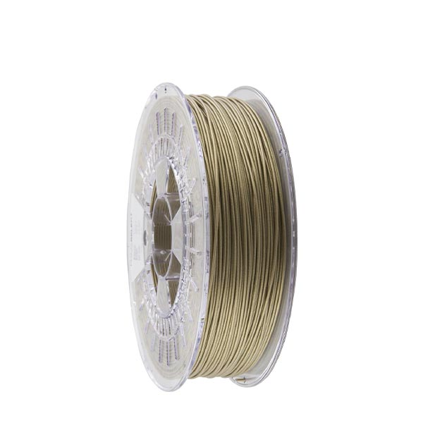 Metallic PLA filament Gold 1.75mm 750g