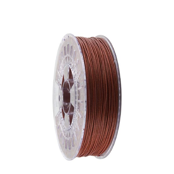 Metallic PLA filament Red 1.75mm 750g