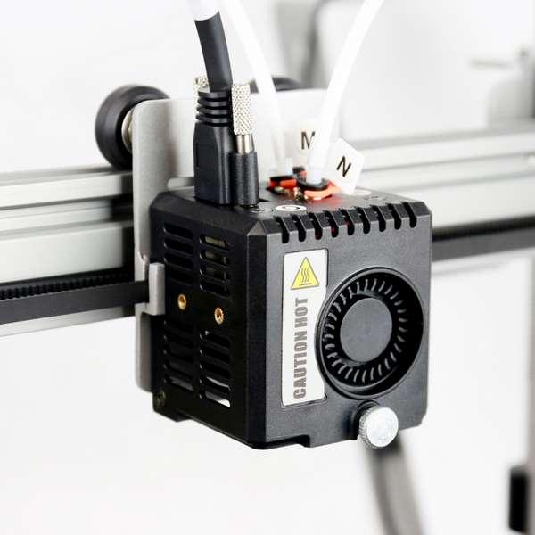 Wanhao Duplicator D12/500 - Dual Extruder - 3D tiskalnik