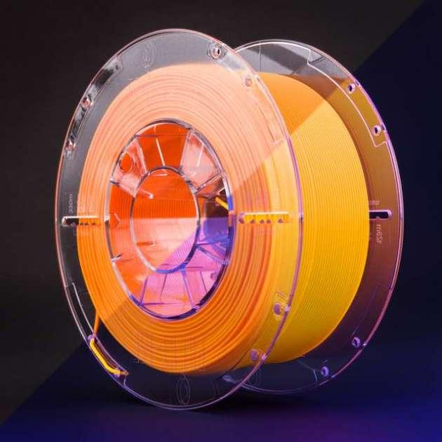 SmartFit UV PLA filament Orange 850g 1.75mm