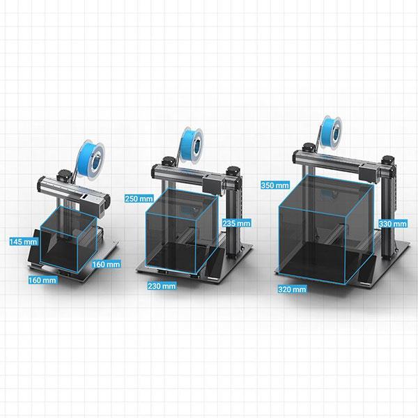 Snapmaker 2.0 A150 3in1 - 3D tiskalnik