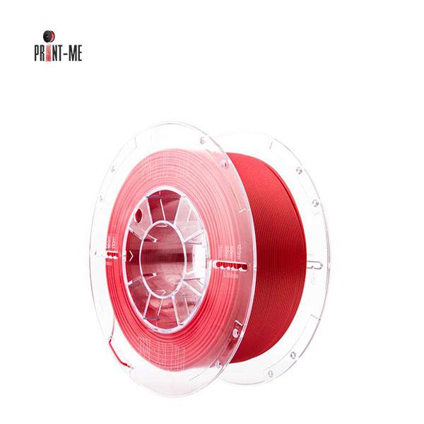 SmartFit Glitter PLA filament Topaz Red 200g 1.75mm