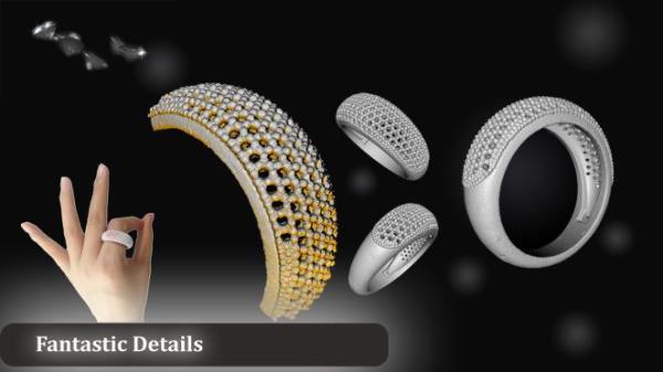 Máy quét 3D Thunk3D JS300 Jewelry 3D
