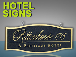 hotels signs