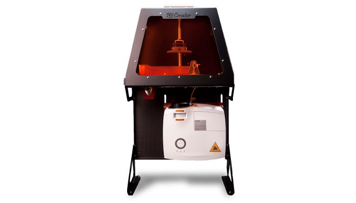 B9creator v1.2 DLP resin 3D printer.jpg