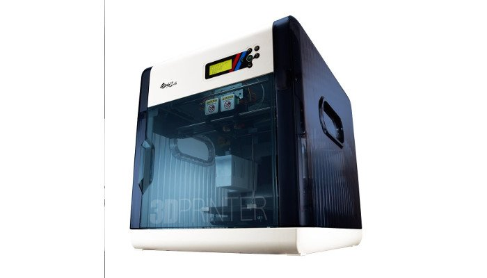 dual extruder 3d printer xyzprinting Da vinci duo