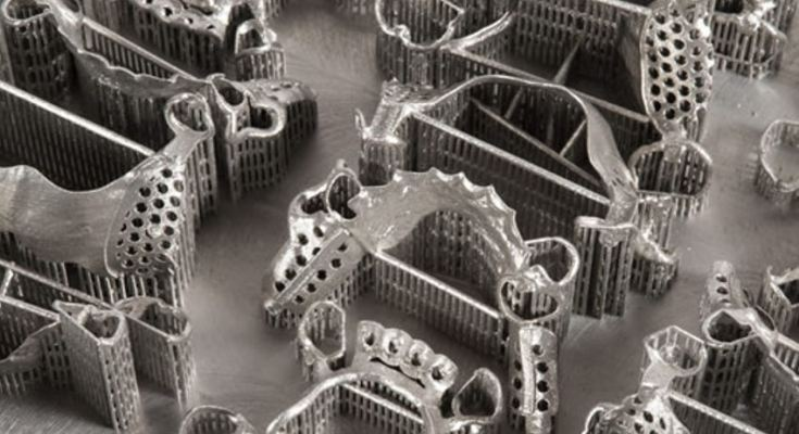 Direct Metal Laser Sintering Everything To Know About