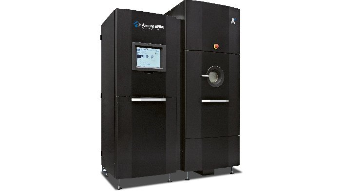 metal 3d printer arcam a2x