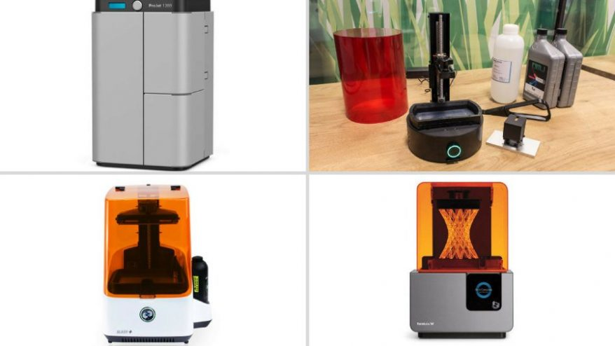 The 15 Best Resin (SLA/DLP) 3D Printers 2018 For ALL Price Ranges!